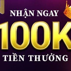 nhận 100k vn138